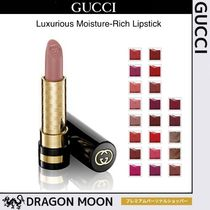 グッチ★Luxurious Moisture-Rich Lipstick