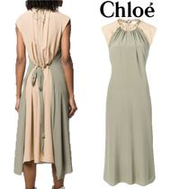 【19SS】★SEE BY CHLOE★sleeveless chain dress