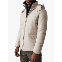 REISS(リース) ダウンジャケット 最新作 Reiss Sweeney Quilted Hooded Jacket