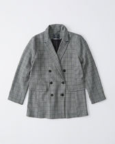 Abercrombie & Fitch アバクロ DOUBLE BREASTED BLAZER