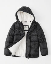アバクロBOYS the a&f essential puffer