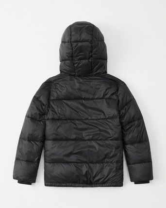 Abercrombie & Fitch キッズその他 アバクロBOYS the a&f essential puffer(2)