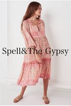 SPELL(スペル) ワンピース SPELL & THE GYPSY COLLECTIVE 〓POINCIANA GOWN