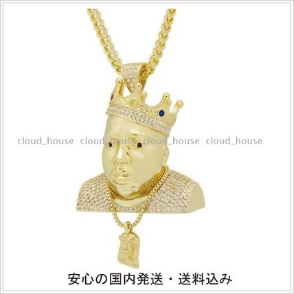 King Ice ネックレス・チョーカー 【King Ice】Notorious B.I.G. x King Ice - Big Poppa Necklace