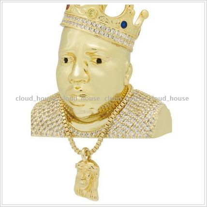 King Ice ネックレス・チョーカー 【King Ice】Notorious B.I.G. x King Ice - Big Poppa Necklace(2)