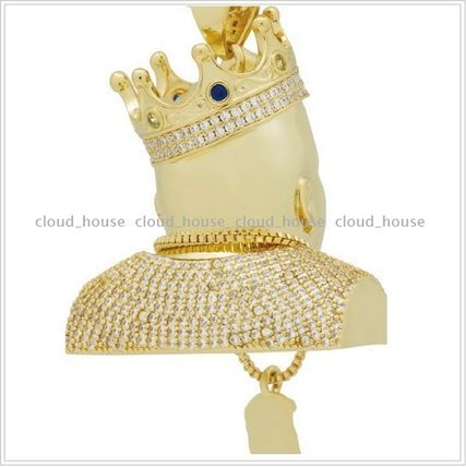 King Ice ネックレス・チョーカー 【King Ice】Notorious B.I.G. x King Ice - Big Poppa Necklace(3)