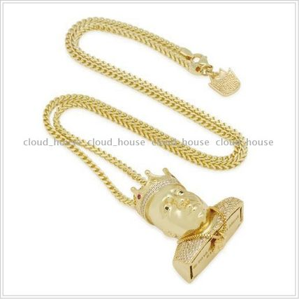 King Ice ネックレス・チョーカー 【King Ice】Notorious B.I.G. x King Ice - Big Poppa Necklace(4)