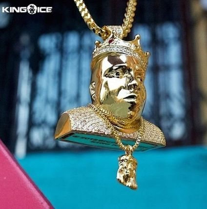 King Ice ネックレス・チョーカー 【King Ice】Notorious B.I.G. x King Ice - Big Poppa Necklace(5)