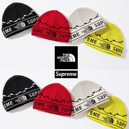 2489ee9b42108 Supreme ニットキャップ・ビーニー FW18 Supreme The North Face Fold Beanie - ビーニー ...