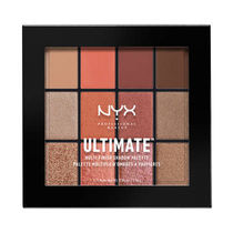 NYX★ULTIMATE MULTI-FINISH SHADOW PALETTE☆WARM RUST♡