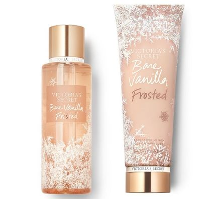 ☆VS Fantasies☆ Bare Vanilla Frosted ミスト & ローション