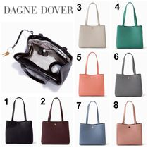 DAGNE DOVER(ダグネドーバー) トートバッグ 【DAGNE DOVER】収納豊富●SMALLサイズ●THE ALLYN TOTE