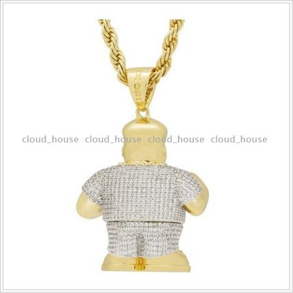 King Ice ネックレス・チョーカー 【Notorious B.I.G. x King Ice】Biggie Smalls Necklace/送料込(3)
