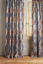 【Anthropologie】Stretched Ikat Multi カーテン