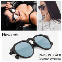 Hawkers(ホーカーズ) サングラス HAWKERS/ CARBON BLACK Chrome Warwick