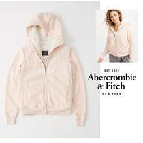 Abercrombie&Fitch*国内発送(追跡有)送関込*もこもこフーディー