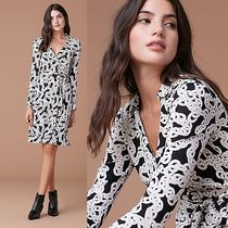 ☆DVF☆  New Jeanne Two Silk Jersey ラップワンピドレス