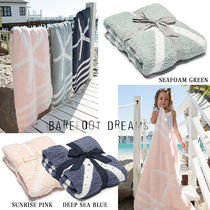 【Barefoot Dreams】the COZYCHIC  ベビー ブランケット  B832