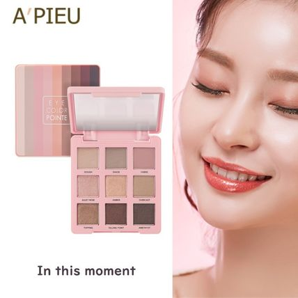 APIEU アイメイク APIEU★EYE COLOR POINTE 3号[In this moment]