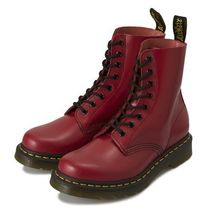 国内配送 Dr Martens 1460 W BUTTERO 8EYE BOOT RED