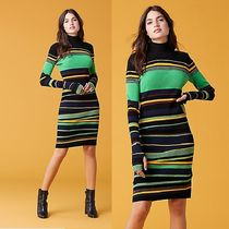 ☆DVF☆ マルチボーダー Finn Striped Dress