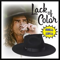 lack of color(ラックオブカラー) ハット 送料込!オーストラリア発★lack of color★ユニセックスハット