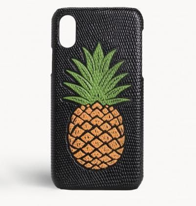 THE CASE FACTORY スマホケース・テックアクセサリー 関税送料込☆THE CASEFACTORY☆IPHONE XS MAX PINEAPPLE(2)