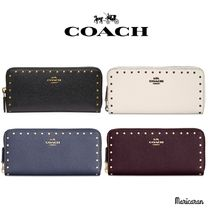 【限定大特価!】COACH * Slim Accordion Zip Wallet