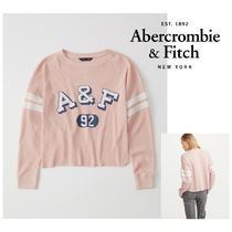 Abercrombie&Fitch*国内発送(追跡有)送関込*レトロロゴTシャツ