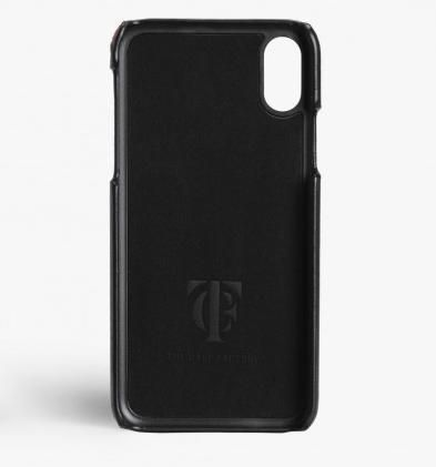 THE CASE FACTORY スマホケース・テックアクセサリー 関税送料込☆THE CASEFACTORY☆IPHONE XR BOWIE LIGHTNING BLACK(3)