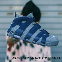☆国内発送☆NIKE AIR MORE UPTEMPO '96/COOL GREY