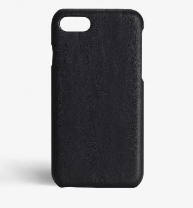 THE CASE FACTORY スマホケース・テックアクセサリー 関税送料込☆THE CASEFACTORY☆IPHONE 7/8 CALF DRUMMED BLACK(2)