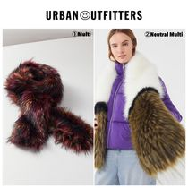 【UrbanOutfitters】☆新作☆ Faux Fur Stole Scarf