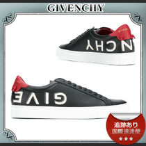 SALE!!送料込≪GIVENCHY≫ ロゴプリント レースアップスニーカー