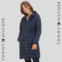 ★Tommy Hilfiger★Quilted Hooded Coat