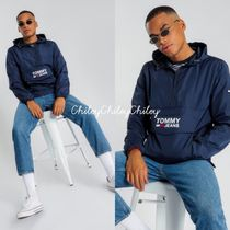 【Tommy Jeans】Pop Over Anorak/ウィンドブレーカー