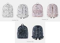 bubilian(バビリアン) バックパック・リュック BUBILIAN【PAINTING BACKPACK バックパック】全3色