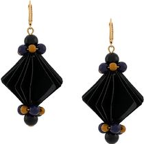 【19SS】★MARNI★Bead and facet earrings