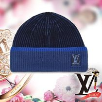 2019SS 新作 ★Louis Vuitton★LV PURE HAT ニット帽