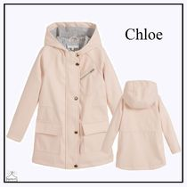 Chloe☆KIDS GIRL レインコート pink 2-10Y