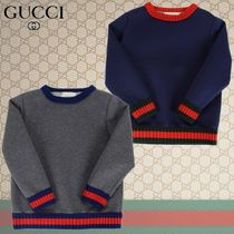 SALE★GUCCI Kids  NEOPRENE スウェットトレーナー 4-12Y