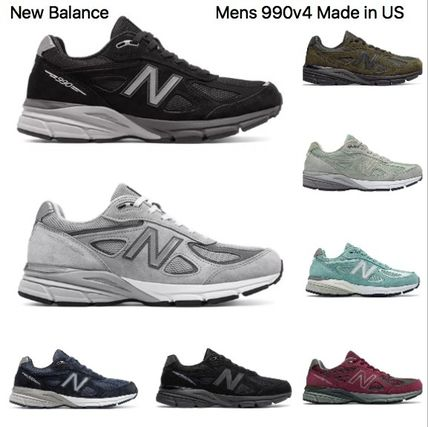 new concept 513e1 3b22e ☆SALE☆ New Balance Mens 990v4 Made in US MEN'S スニーカー