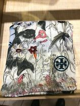 SALE!!【TORY BURCH】 MELODY FLORAL OBLONG SCARF★大判