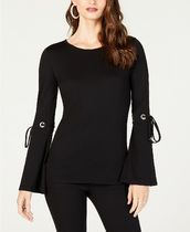 ★MICHAEL Michael Kors Bell-Sleeve Tie-Sleeve Top★
