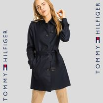 ★Tommy Hilfiger★Heritage Single-Breasted Trench Coat