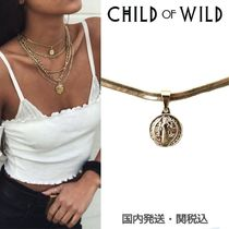 Child of Wild(チャイルド オブ ワイルド) ネックレス・ペンダント 国内発送・関税込【Child Of Wild】LHoly Rule ネックレス