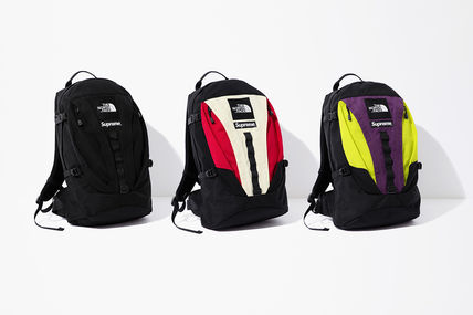 Supreme バックパック・リュック Supreme The North Face Expedition Backpack Sulphur week15(4)