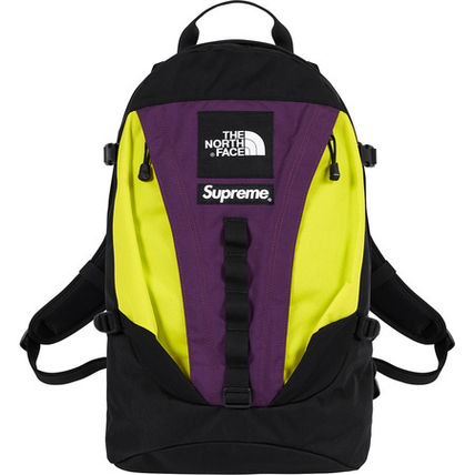 Supreme バックパック・リュック Supreme The North Face Expedition Backpack Sulphur week15(8)