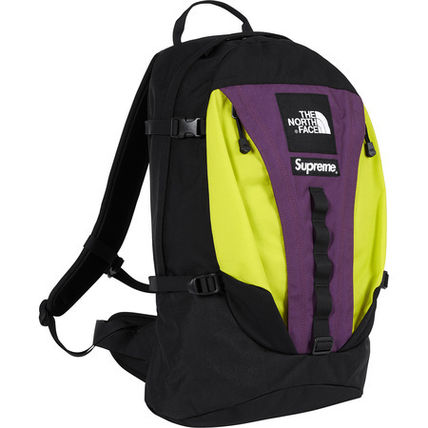 Supreme バックパック・リュック Supreme The North Face Expedition Backpack Sulphur week15(9)