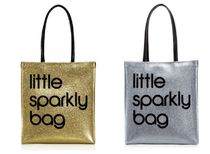 Bloomingdale's(ブルーミングデールズ) トートバッグ 【Bloomingdale's】 Little Sparkly Bag